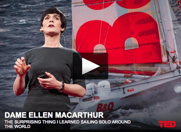 Dame Ellen at TED2015
