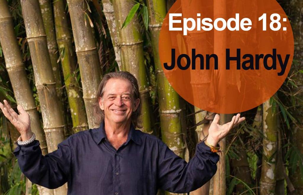 John Hardy on Life Athletics