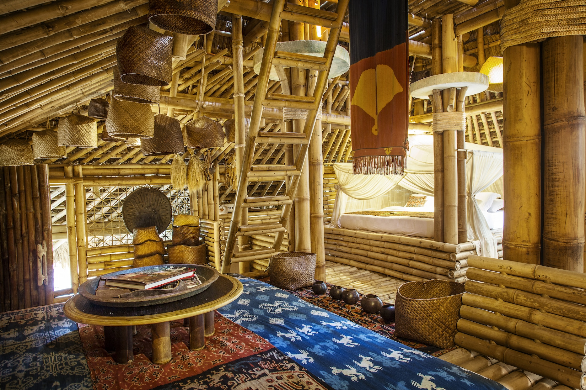 Sumba House at Bambu Indah by Brian Hodges