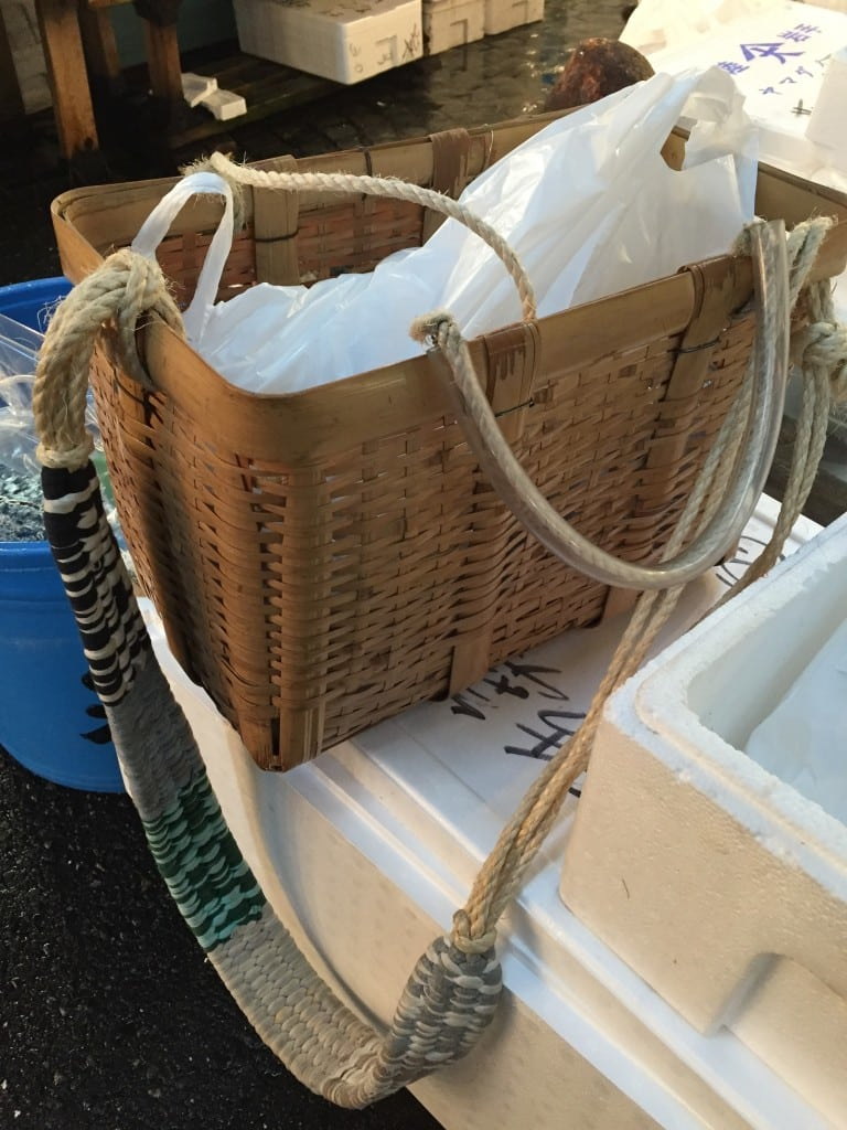 fish basket