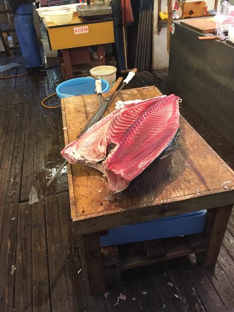 The last Tuna?