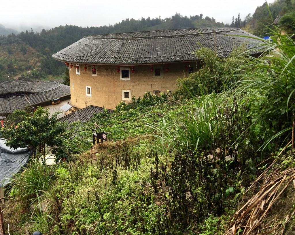 Round house of China