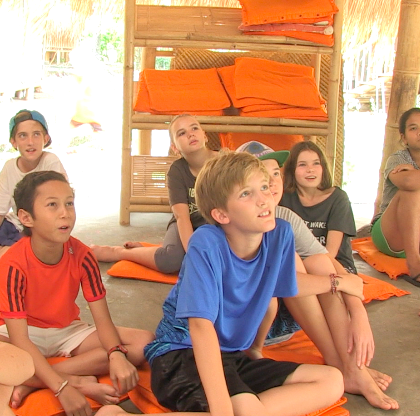 Green Stories: a film about Green School