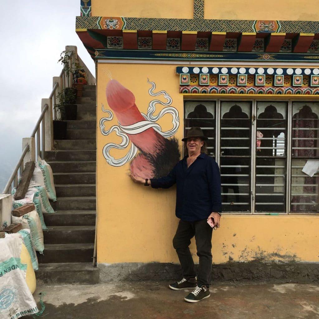 John Hardy in Bhutan
