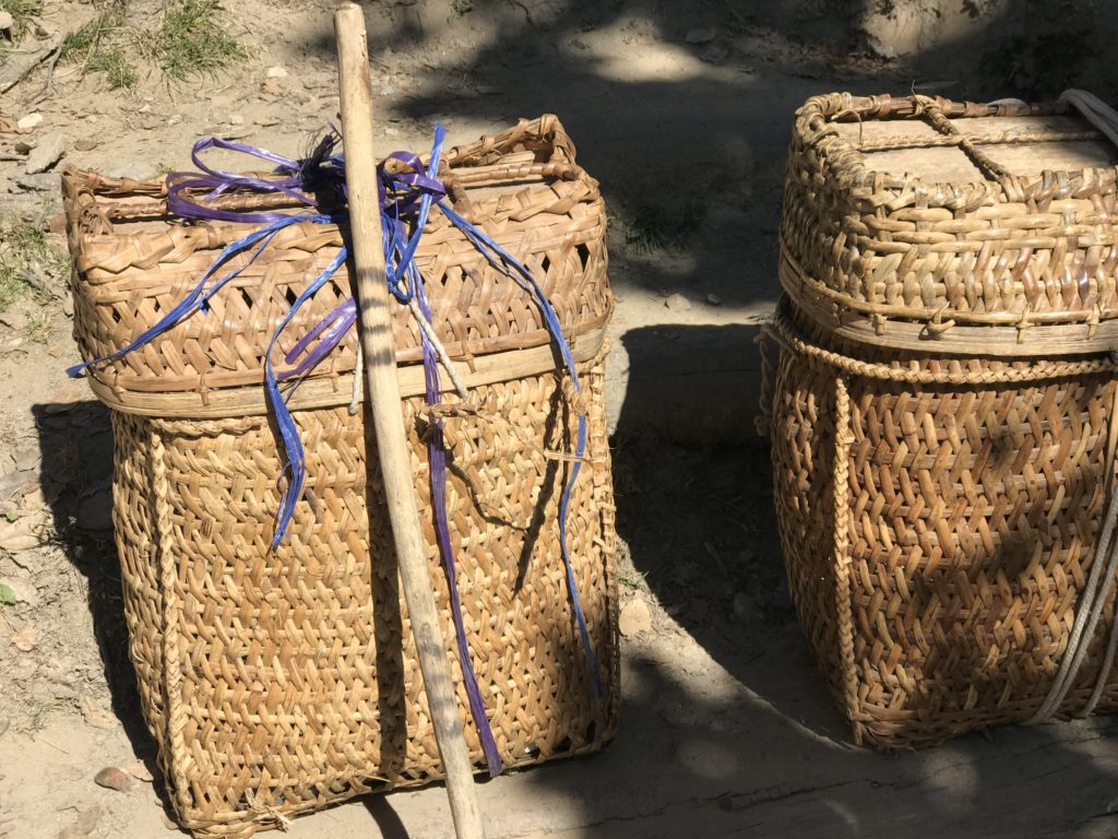 Baskets of Bhutan