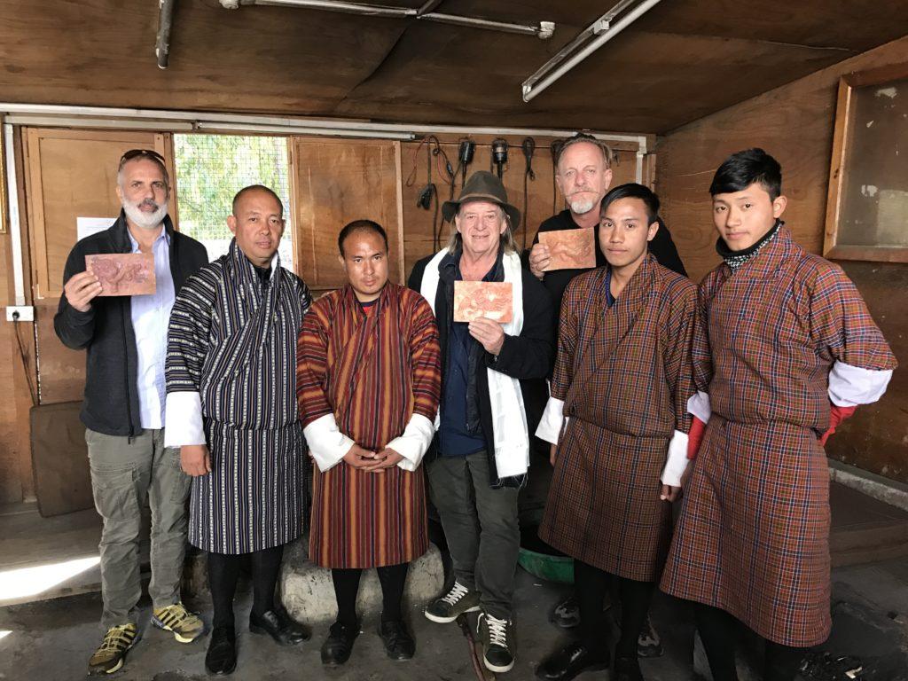Bhutan National Craft School