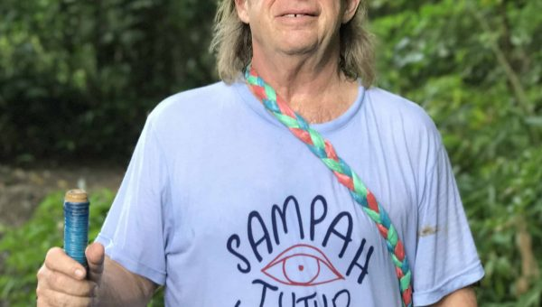 John Hardy and Sampah Jujur tshirt