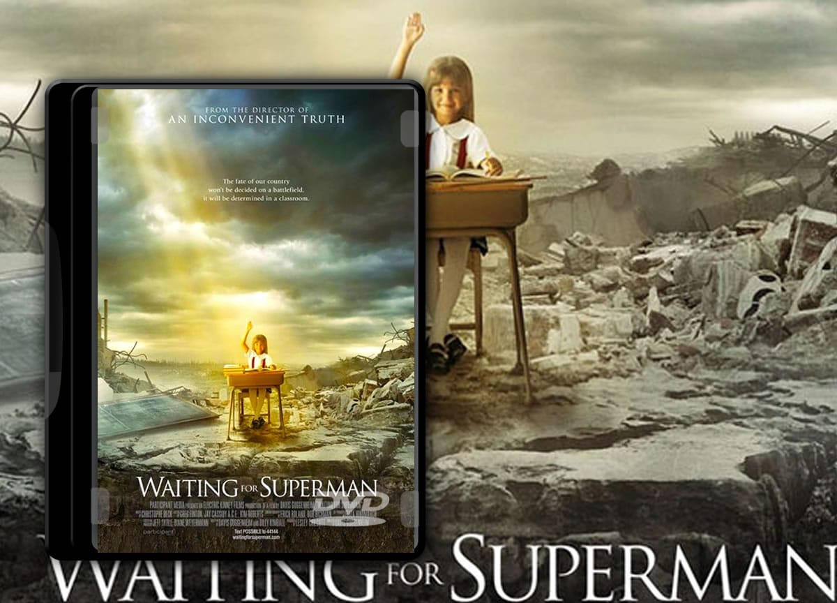Waiting for Superman film