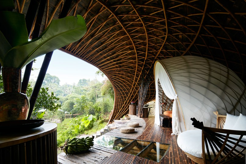 Bambu Indah in Architectural Digest