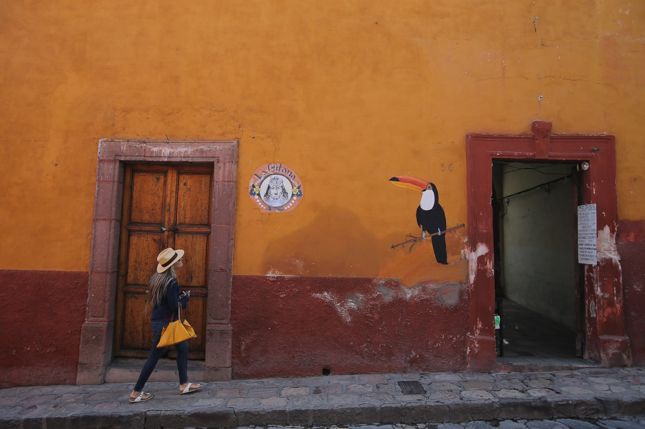 San Miguel de Allende colors