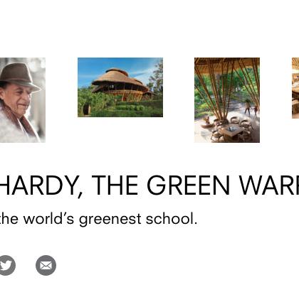 John Hardy the Green Warriort
