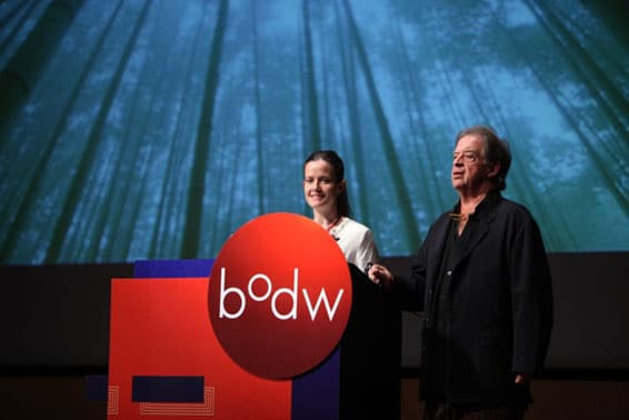 John and Elora at BODW