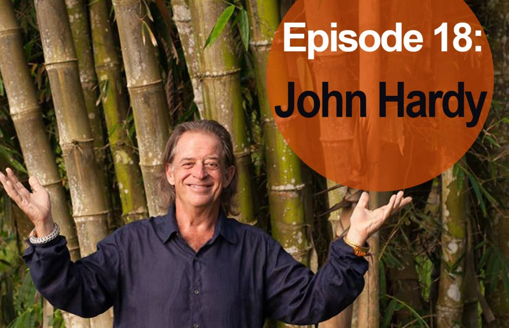 John Hardy on Life Athletics