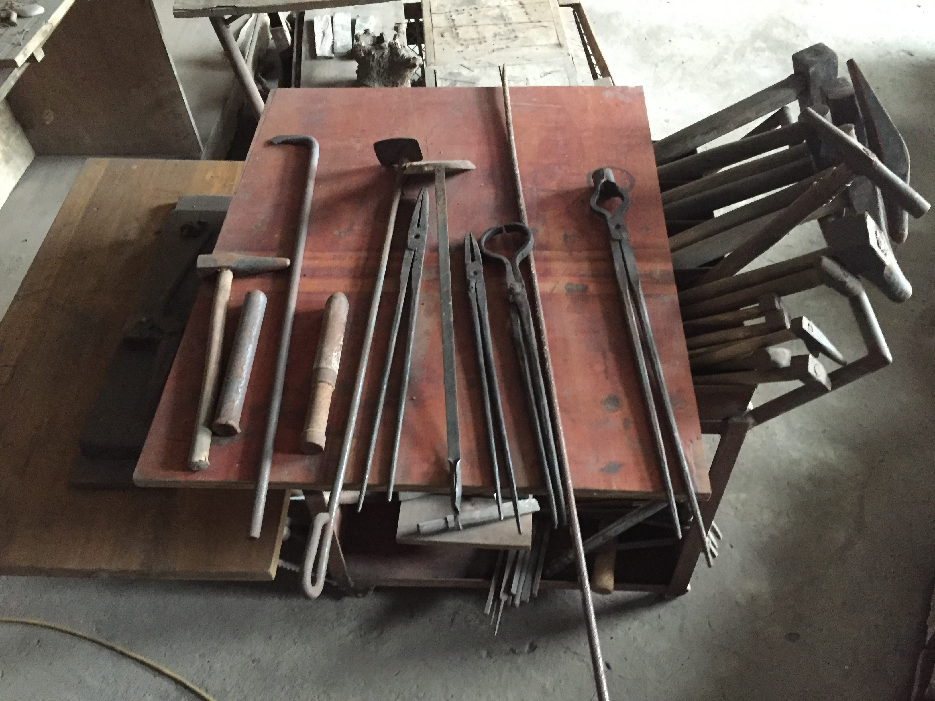 Metalsmithing tools