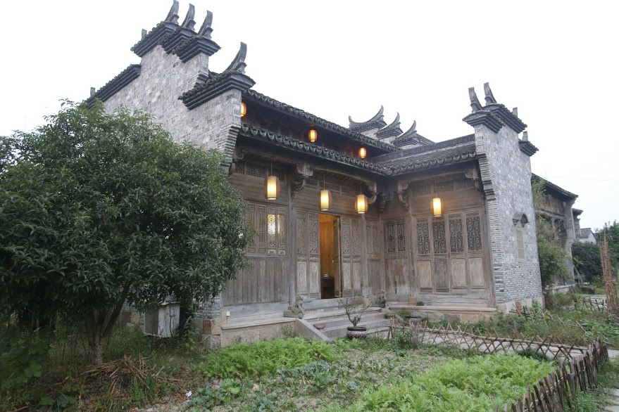 Revitalizing traditional Chinese architecture