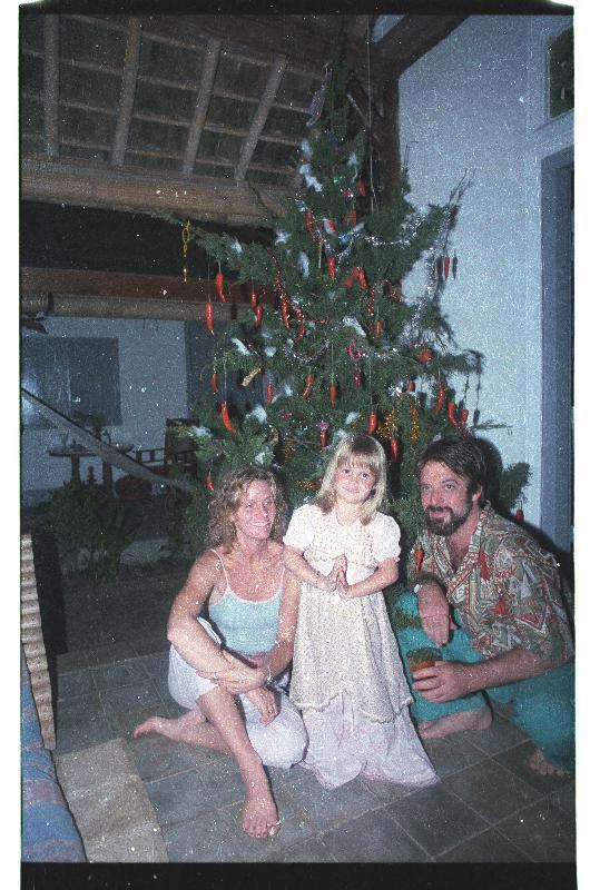Christmas Bali 1985