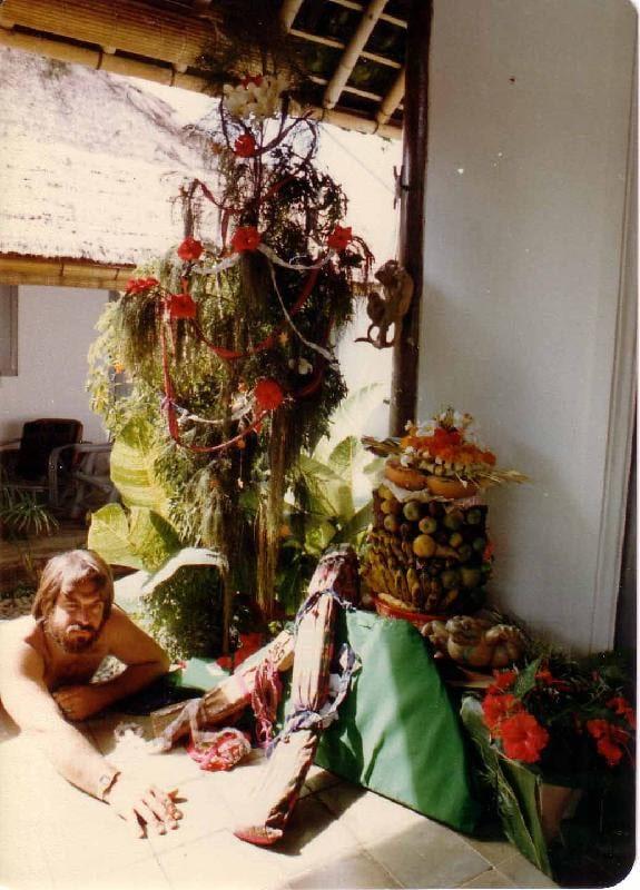 John Hardy in 1982