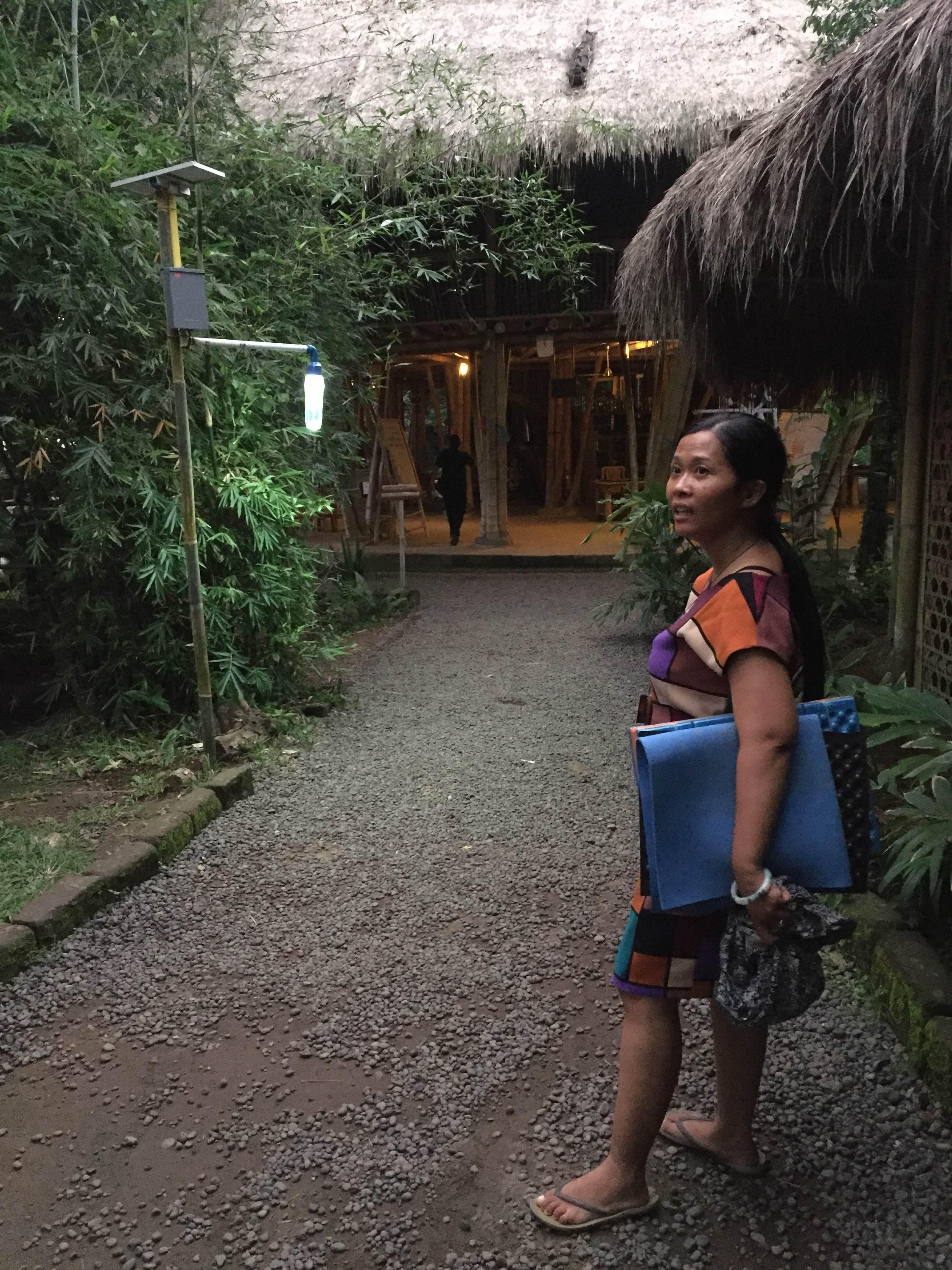 Liter of Light at Green School Bali