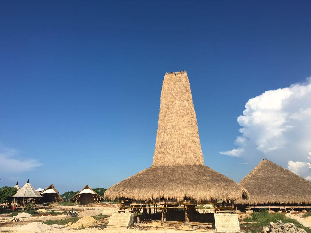 The Sumba Hospitality Foundation's Campus by Ibuku