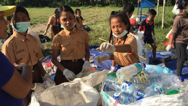 Sampah jujur kids
