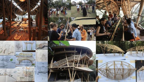 Bamboo building course Bamboo U 2017