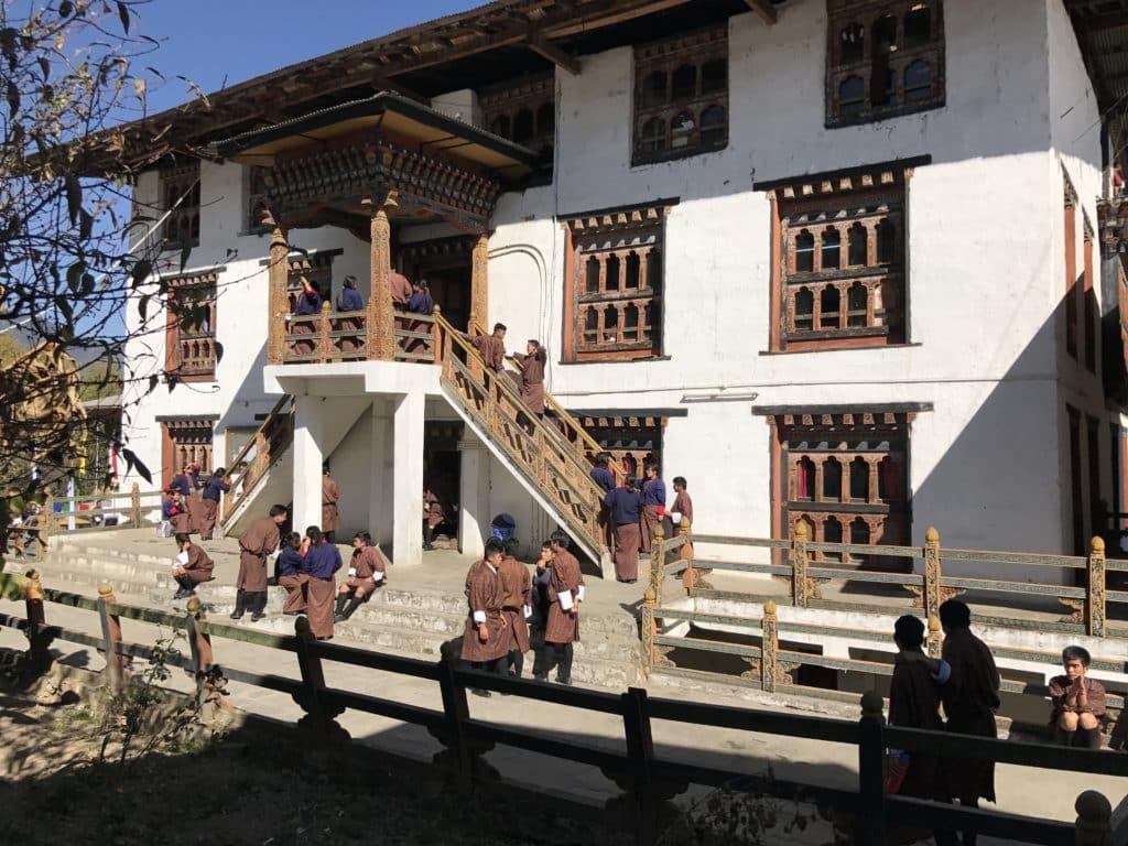 National Craft School of Bhutan