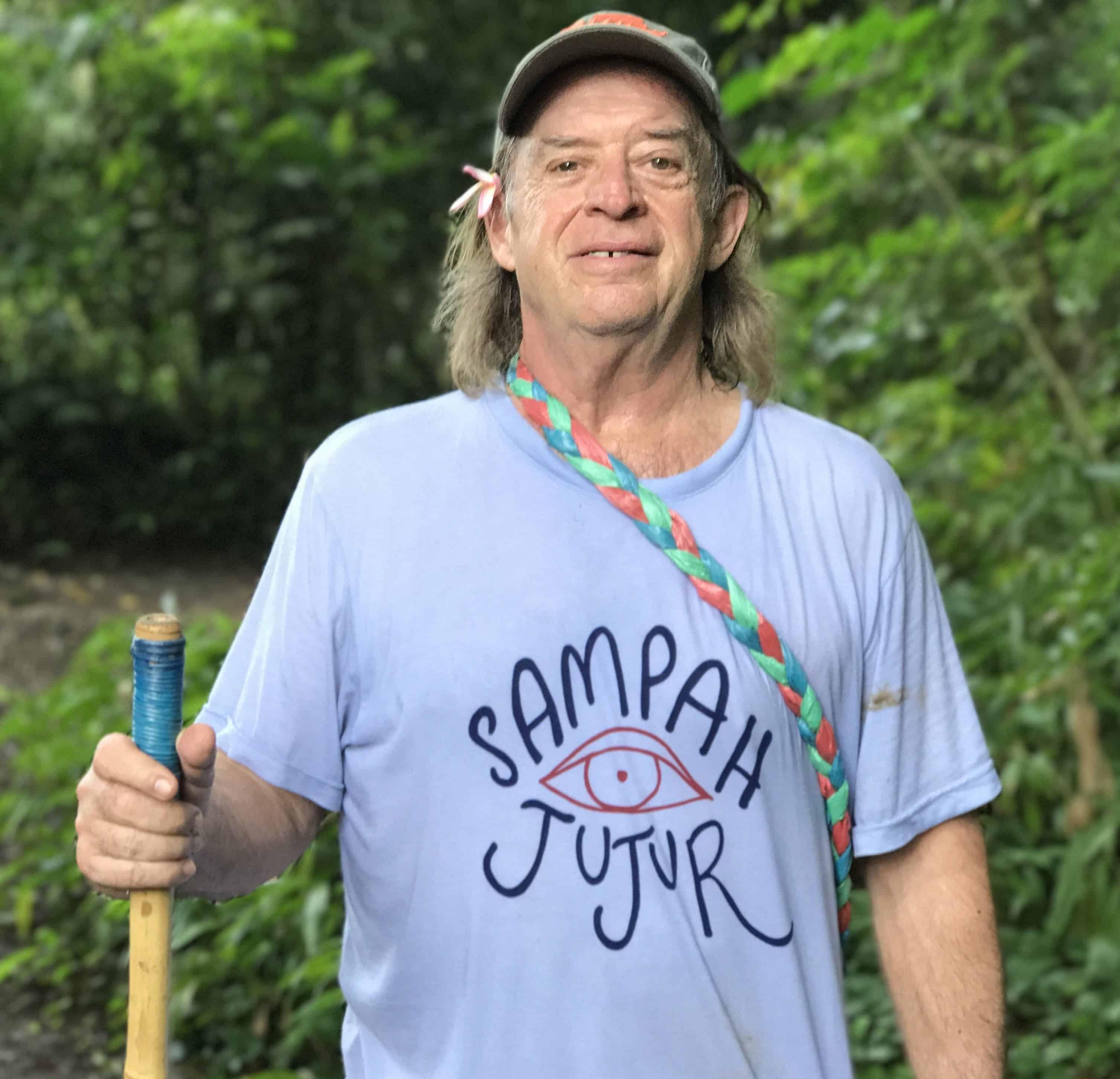 John Hardy and Sampah Jujur tshirt