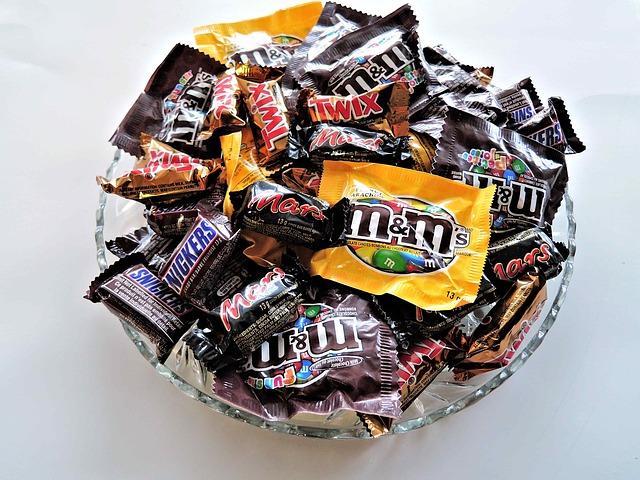 Candy addiction