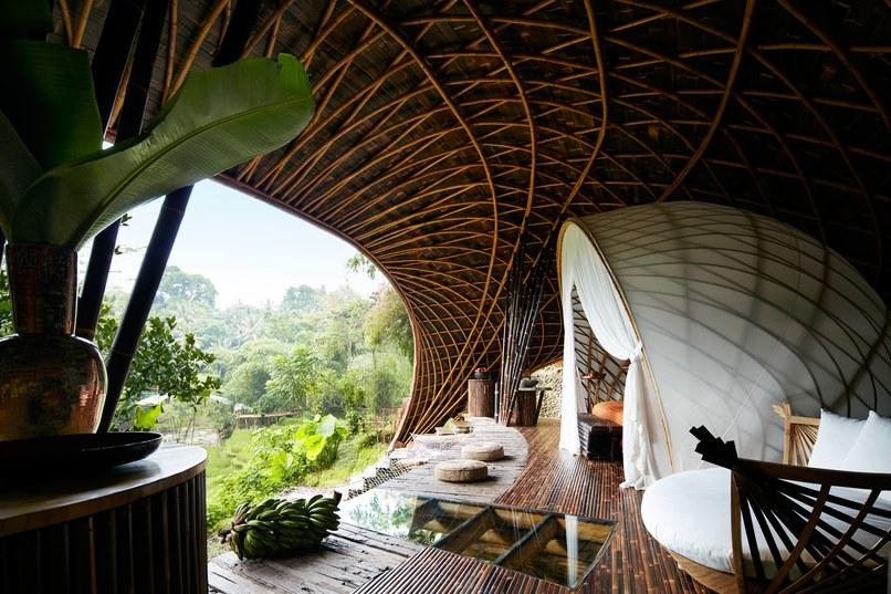 Bambu Indah in Architectural Digest