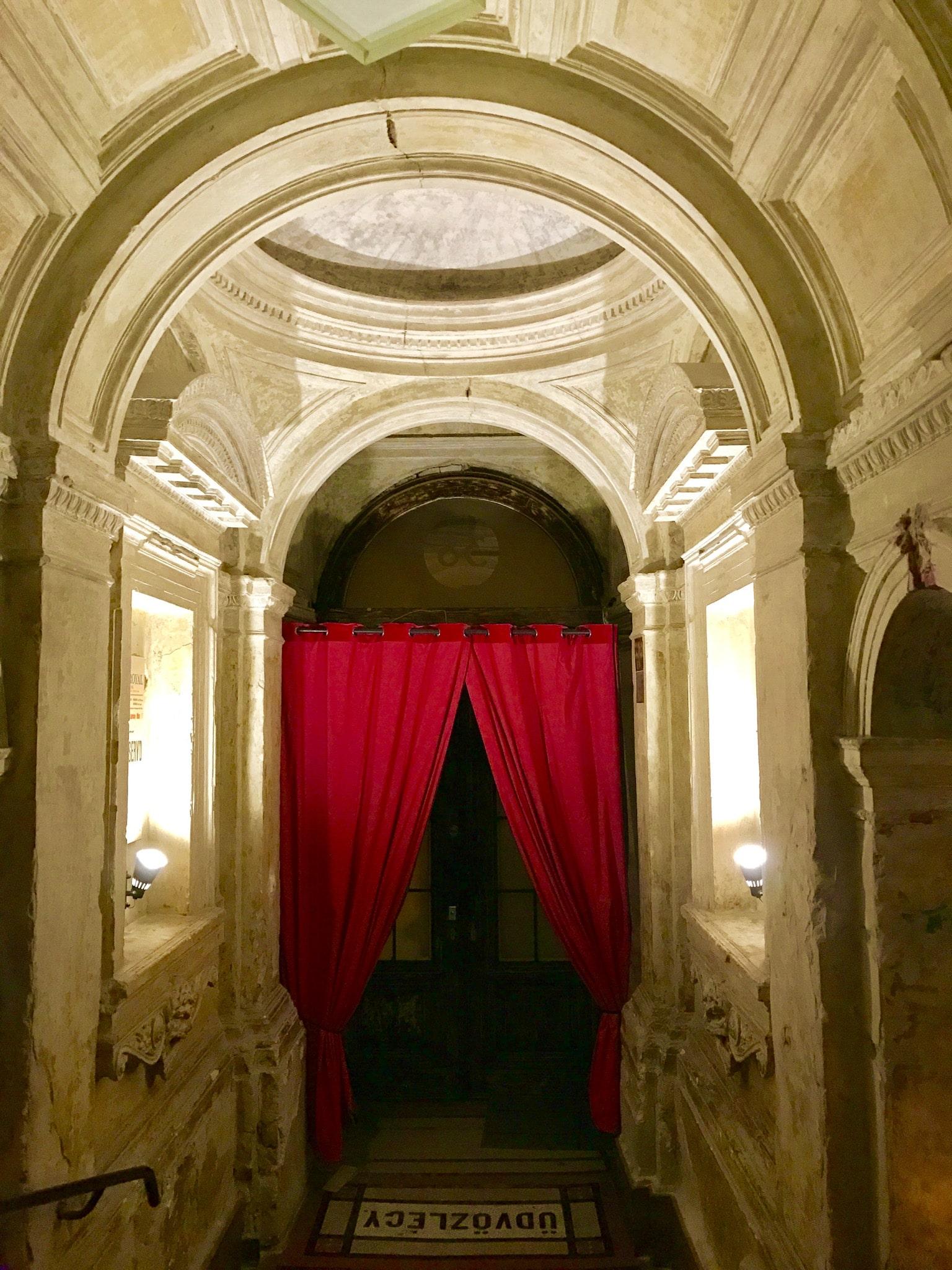Budapest interior