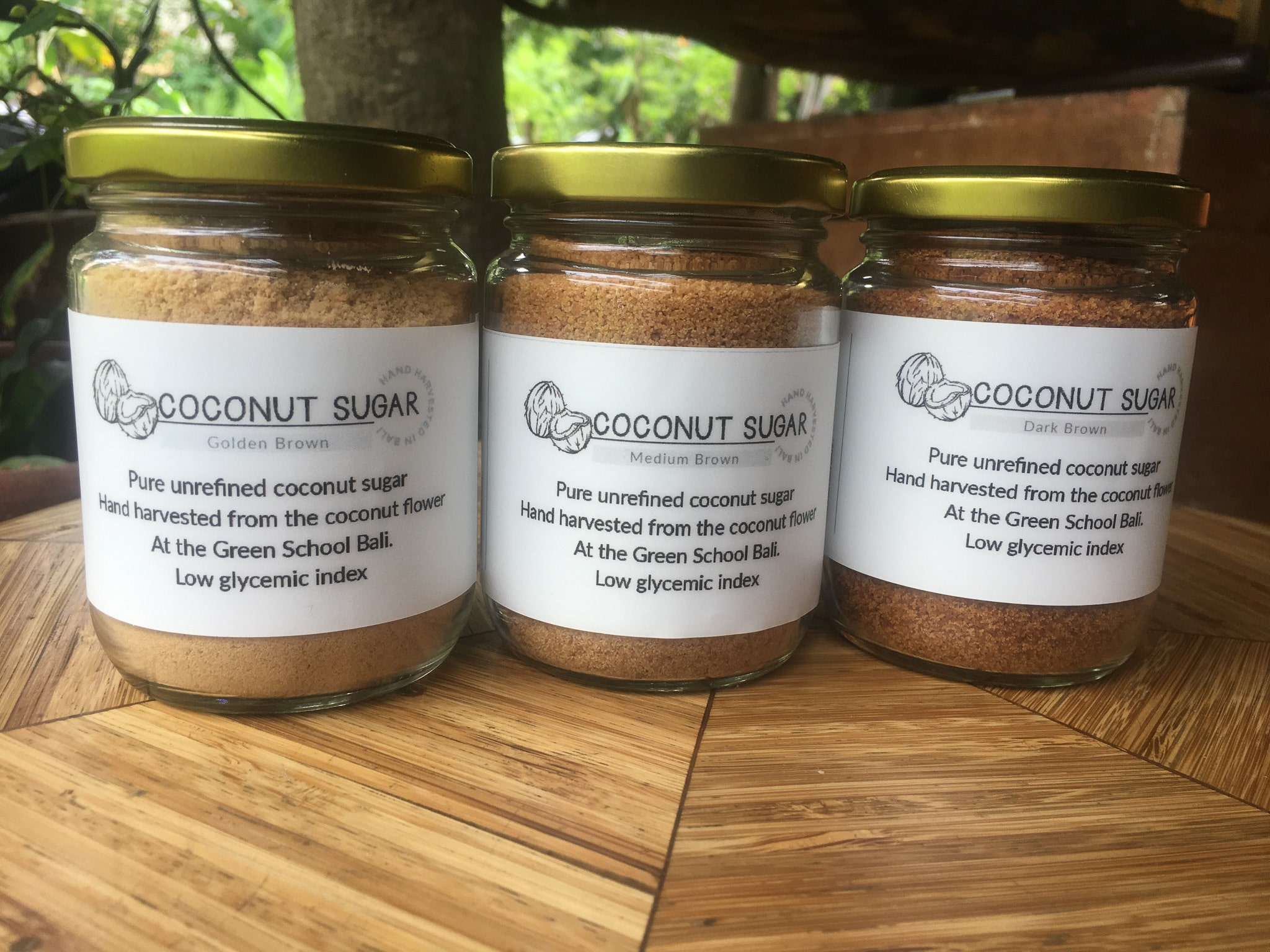 Coconut sugar by The Kul Kul Farm