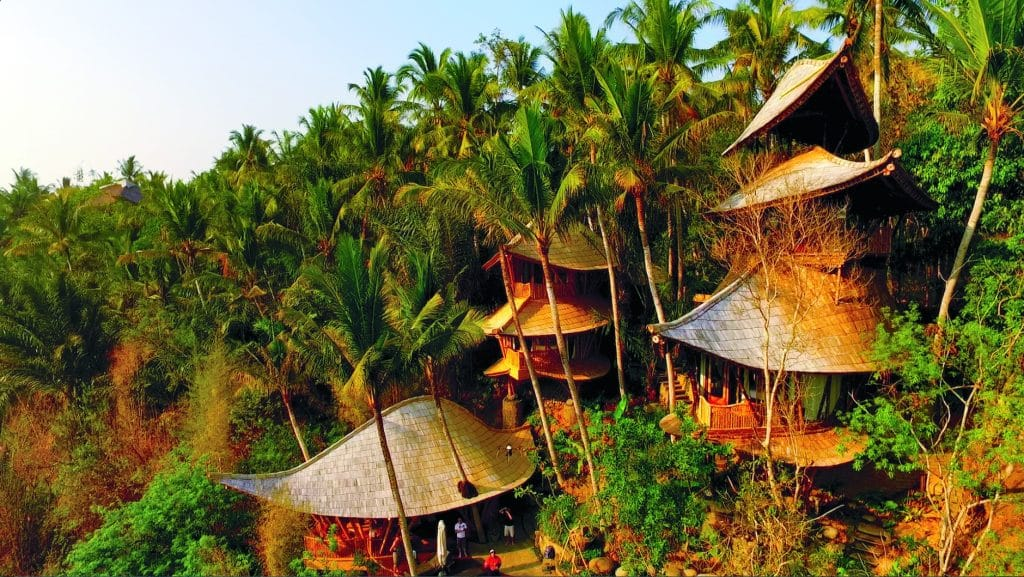 Autodesk scan Green Village Bali