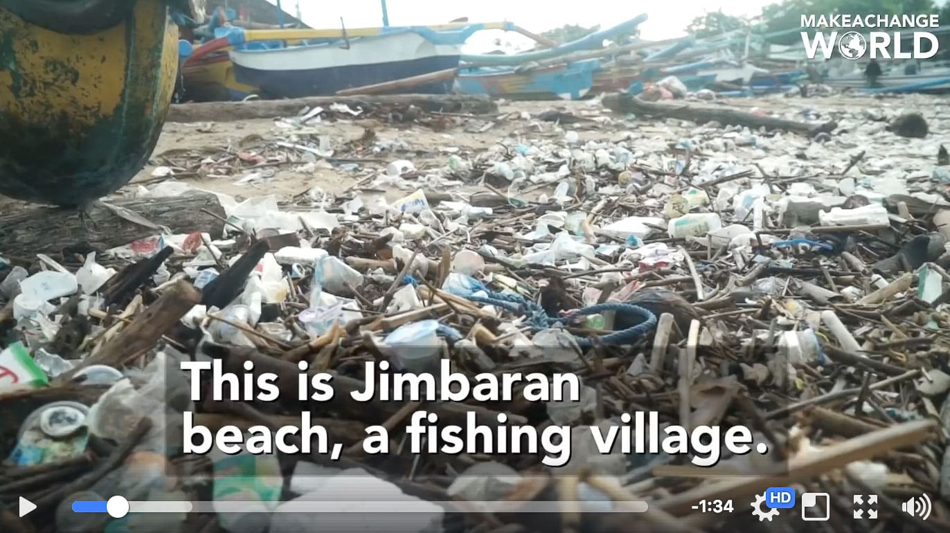 Bali garbage emergency