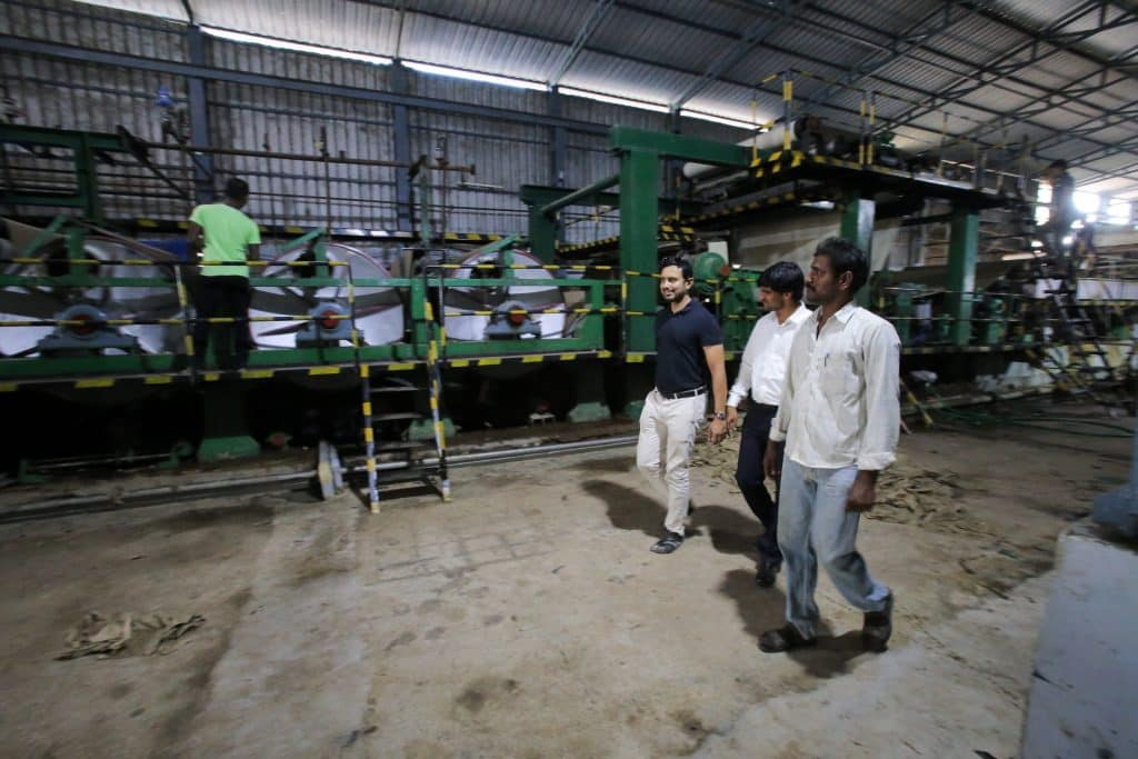 Bollant Factory in India