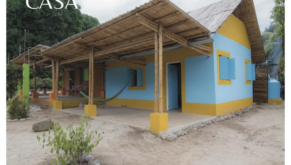 Sustainable bamboo social housing in Mexico