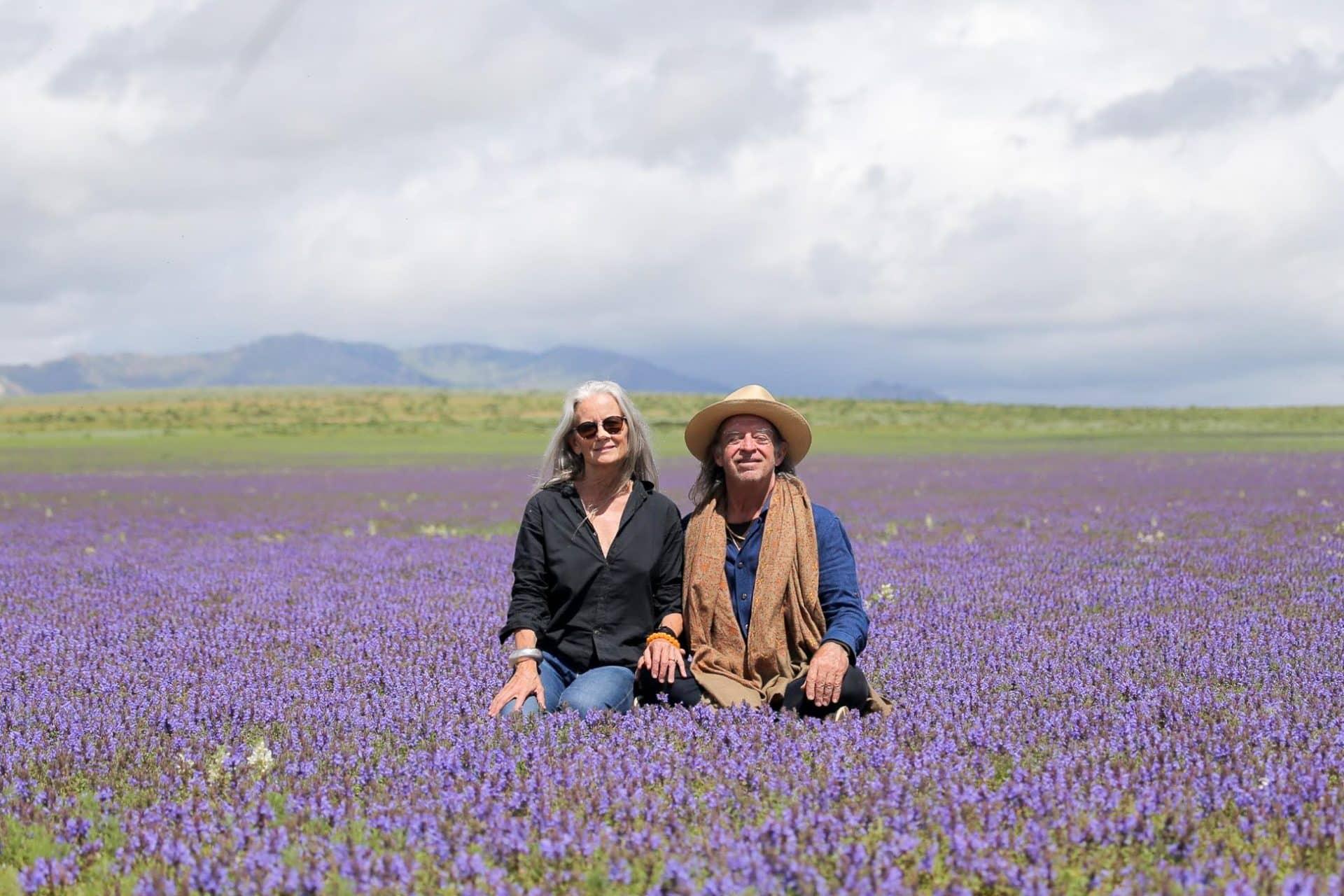 John Hardy and Cynthia Hardy