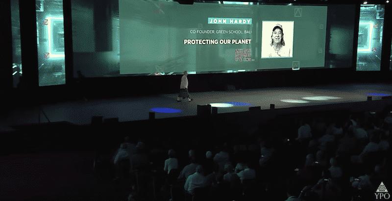 John Hardy YPO Talk