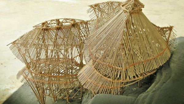 Bamboo model
