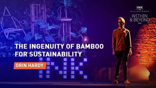 Orin Hardy Bamboo INkTalk